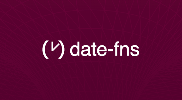 date-fns - modern JavaScript date utility library